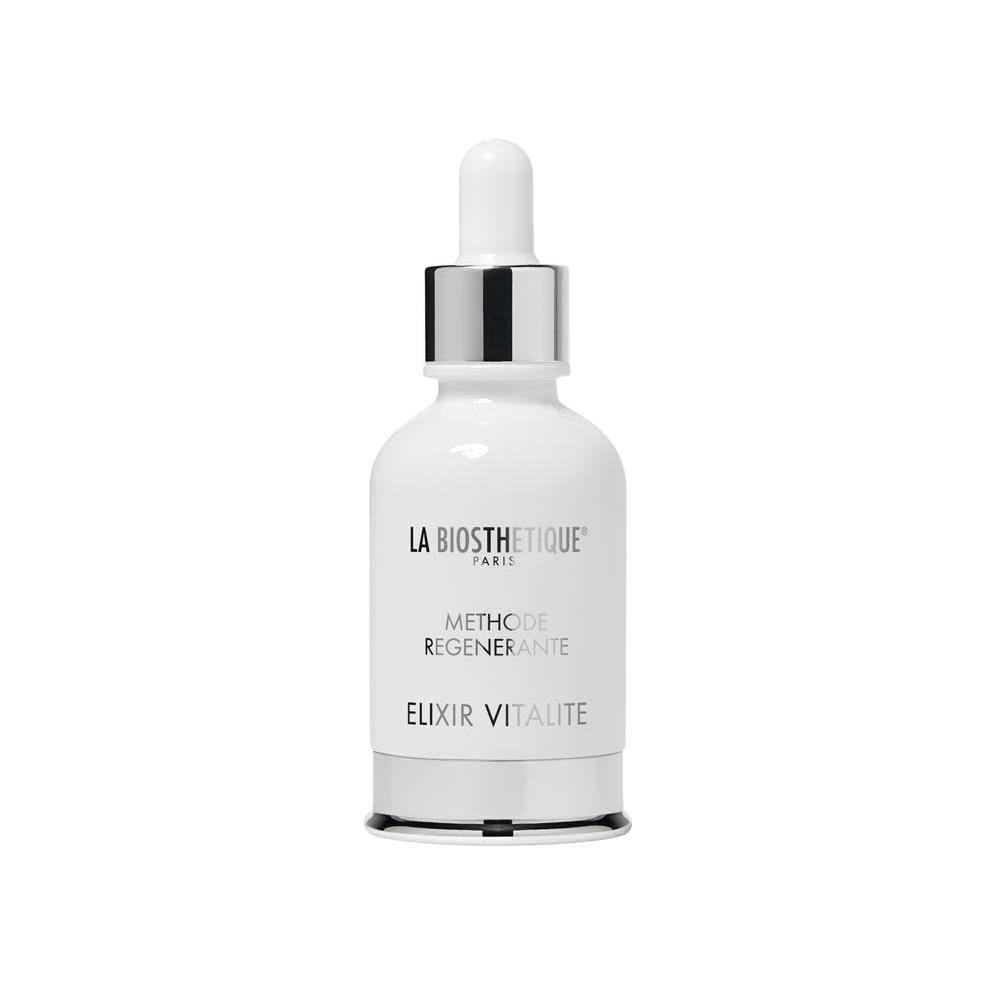 Восстанавливающий масляный концентрат для сияния кожи - La Biosthetique Elixir Vitalité