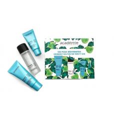Набор увлажняющих средств - Academie Hydraderm Emergency Solution For Thirsty Skin