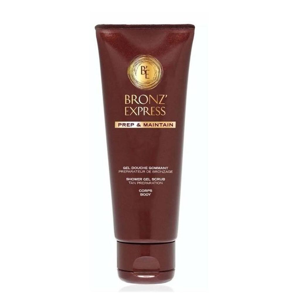 Гель-скраб для душа - Academie Bronze Express Shower Gel Scrub