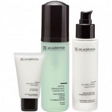 Набор для нормальной и комбинированной кожи - Academie Normal to Combination Skin Set