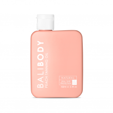 Масло для загара - Bali Body Peach Tanning Oil SPF 15