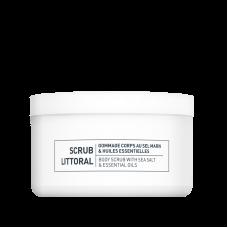Скраб для тела с морской солью и эфирными маслами - Algologie Body Active Body Scrub With Sea Salt & Essentials Oils