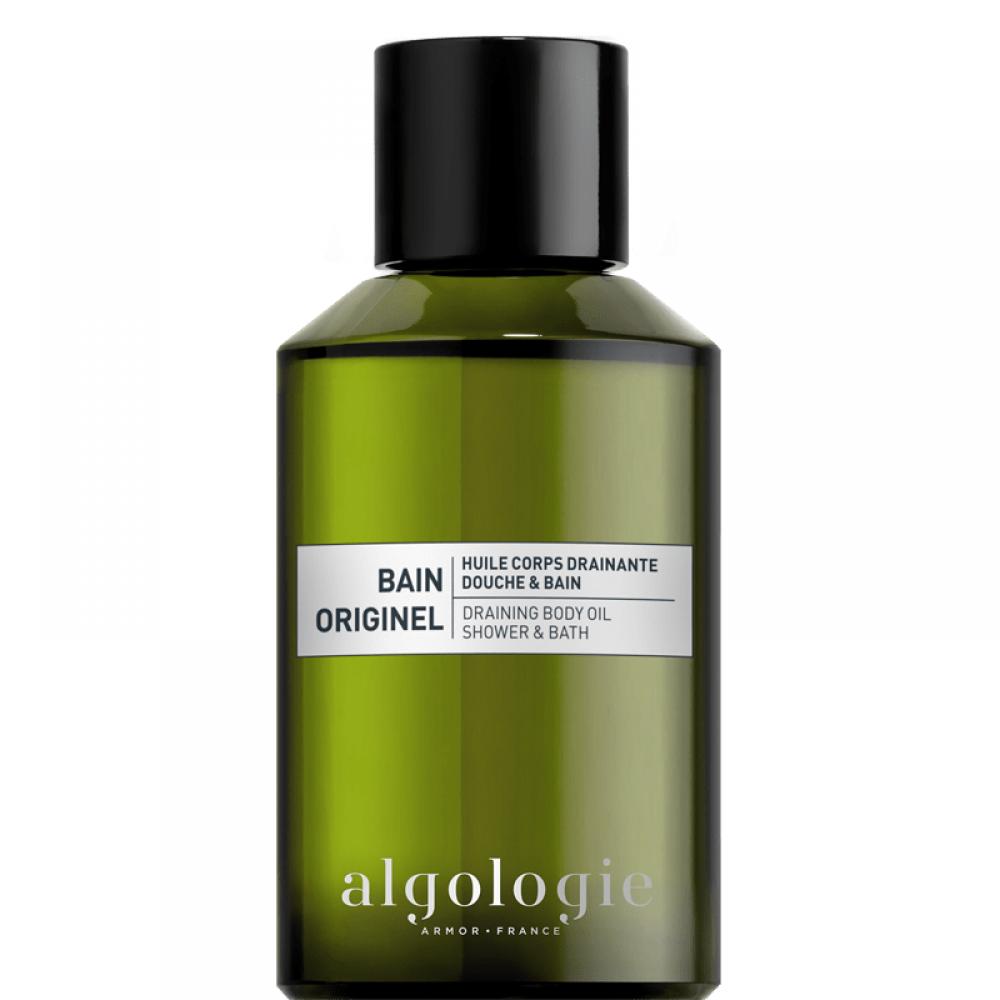 Дренажное масло для тела для душа и ванны - Algologie Body Active Draining Body Oil Shower & Bath