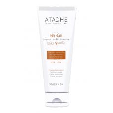 Омолоджуючий сонцезахисний крем для тіла SPF50 - Atache Be Sun Crema Ultra Protective SPF50