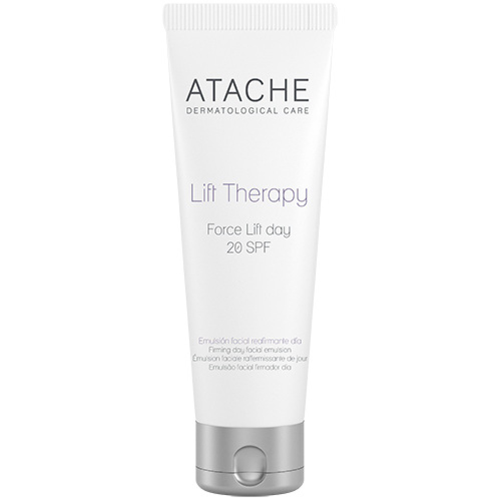 Дневная модулирующая эмульсия SPF 20 - Atache Lift Therapy Force Lift Day SPF 20