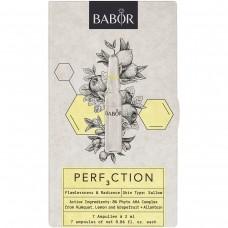 """Набір ампул """"Досконалість"""" - Babor Promotion Perfection"""
