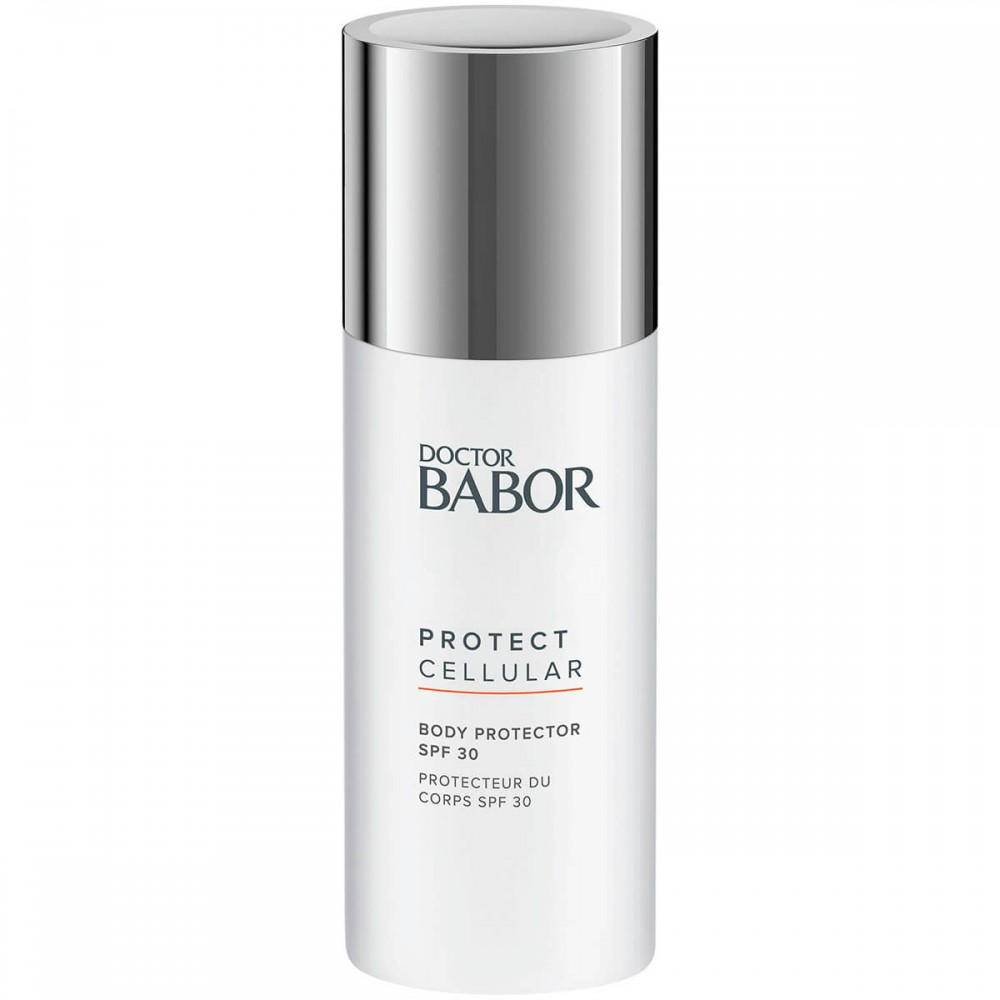 Защитный Крем для Тела - Babor Protect Cellular Body Protection SPF 30