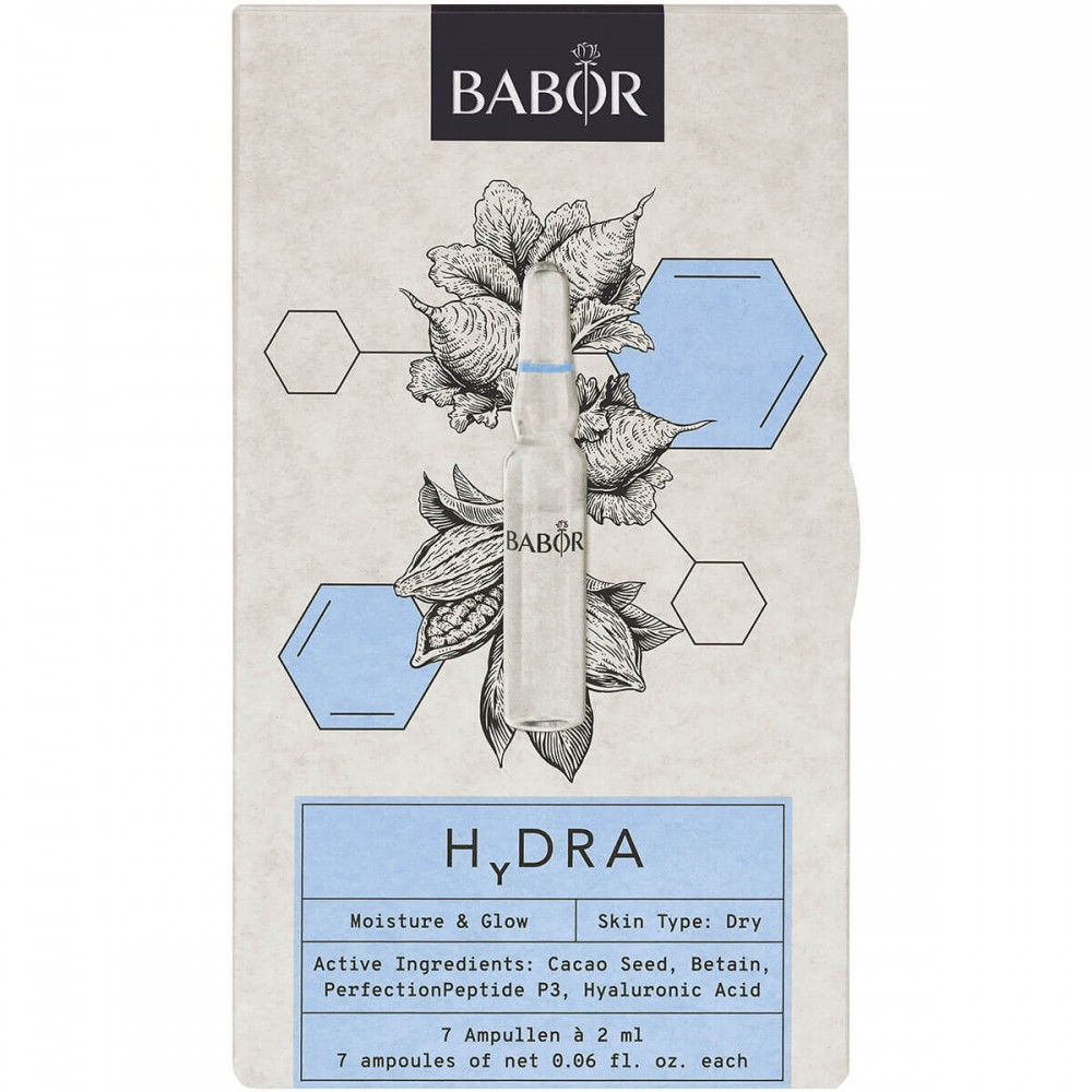 "Набор ампул ""Увлажнение"" - Babor Promotion Hydra"