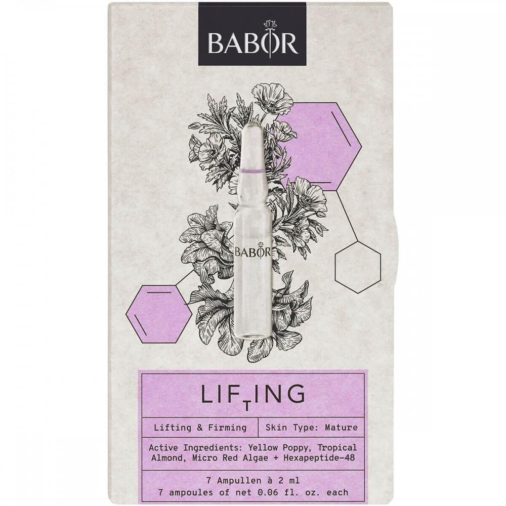 "Набор ампул ""Лифтинг"" - Babor Promotion Lifting"