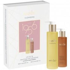 Дуэт-Набор «Гидрофильное очищение для чувствительной кожи» - Babor Promotion Set HY-OL + SENSITIVE