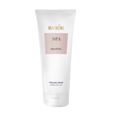Крем-пилинг для тела - Babor Spa Shaping Peeling Cream
