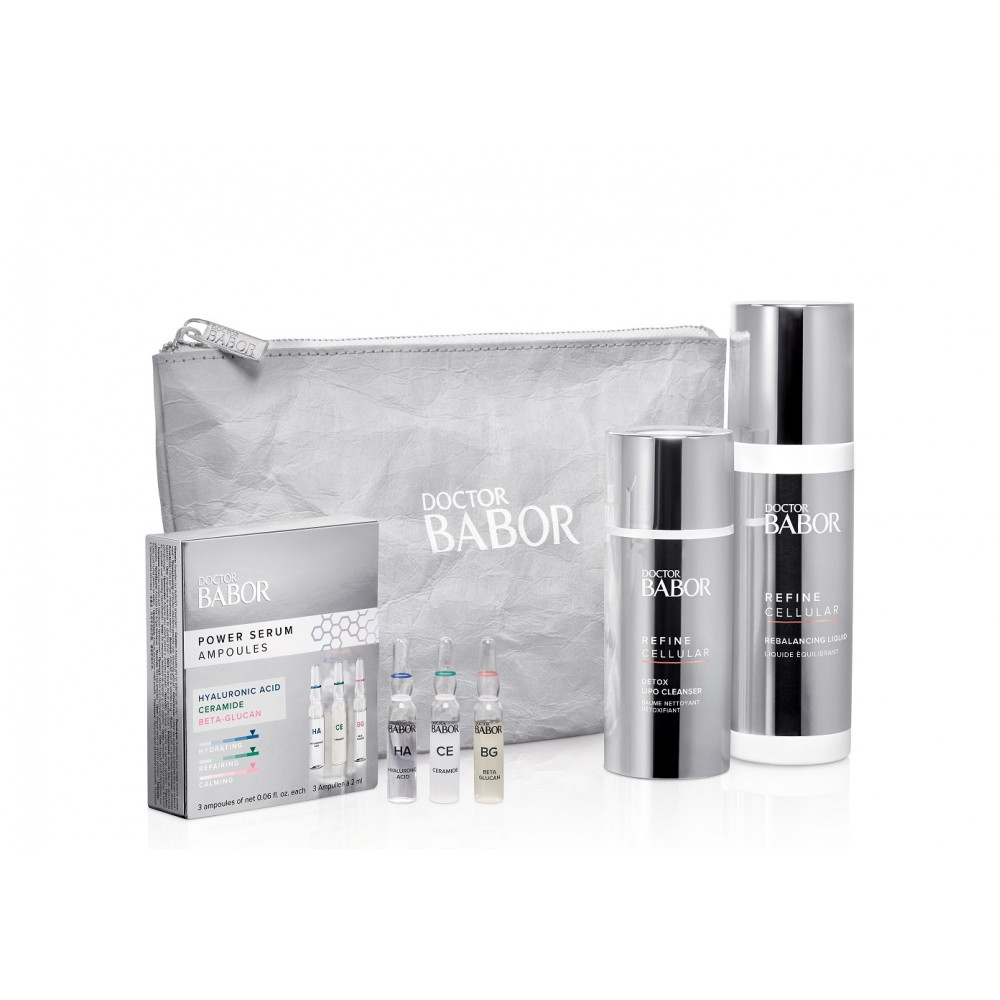 Набір для обличчя - Babor Skin Refine Set 2021