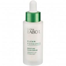 Увлажняющая сыворотка для сияния кожи - Babor Clean Formance Moisture Glow Serum