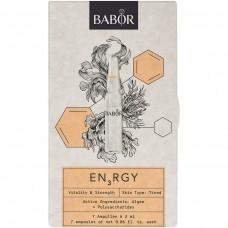 """Набір ампул """"Енергія"""" - Babor Promotion Energy"""