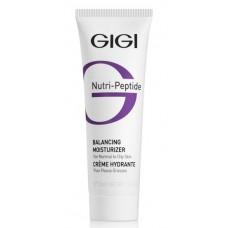 Увлажнитель для жирной и комбинированной кожи - GIGI Nutri-Peptide Balancing Moisturizer Oily Skin