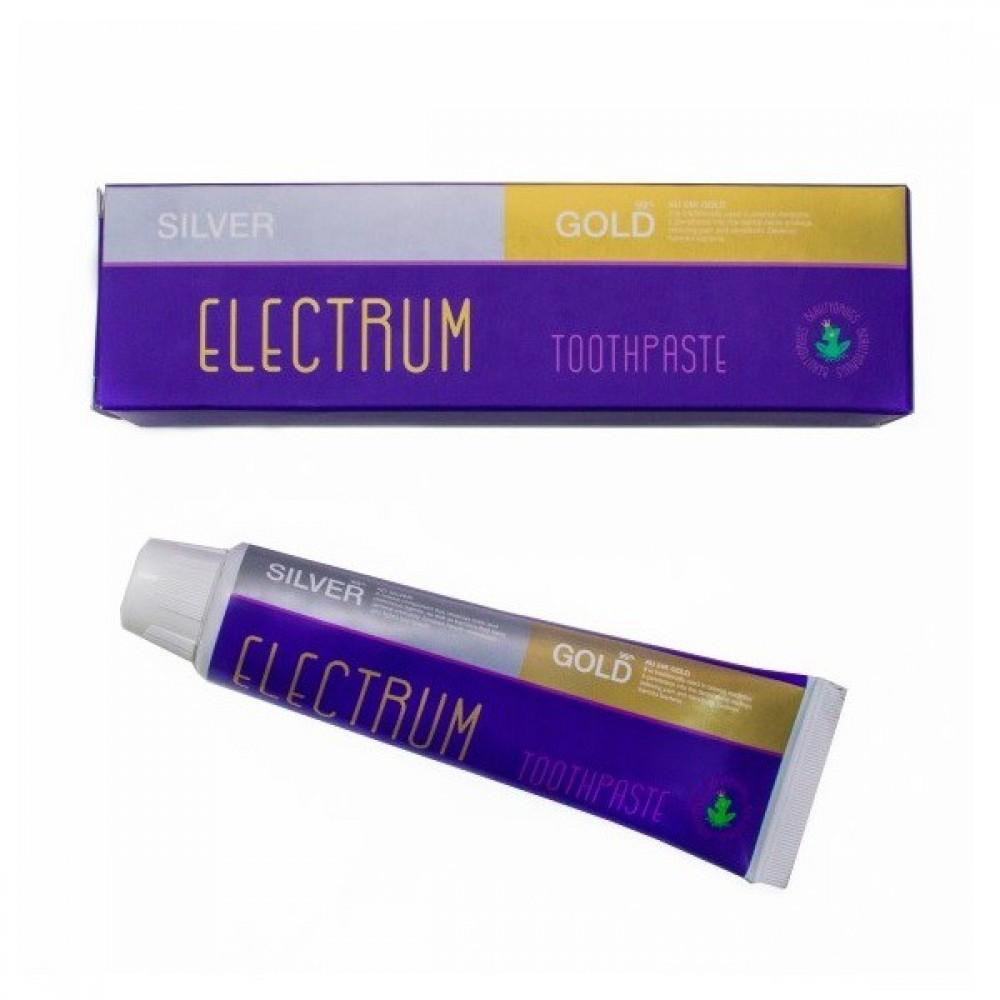 Зубная паста - Beautydrugs Electrum Gold Silver Toothpaste