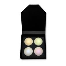 Палетка теней-хайлайтеров - Beautydrugs Holographic Baked Kit by Elya Bulochka