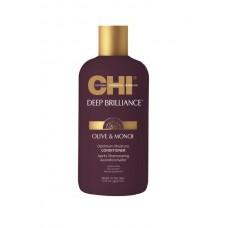 Кондиционер для поврежденных волос - CHI Deep Briliance Optimum Moisture Conditioner