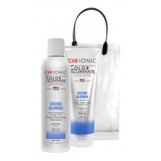 Набор - CHI Best Refresh Kit Silver Blonde