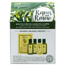 Набор - CHI Olive Organics Repair & Renew Kit