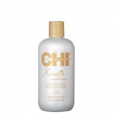 Восстанавливающий кератиновый кондиционер для волос - CHI Keratine Conditioner