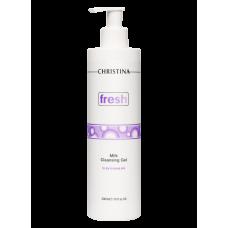 Молочное мыло для сухой и нормальной кожи - Christina Fresh Milk Cleansing Gel