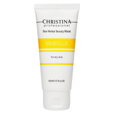 Ванильная маска красоты для сухой кожи - Christina Sea Herbal Beauty Mask Vanilla