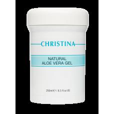 Натуральный гель алоэ вера - Christina Natural Aloe Vera Gel