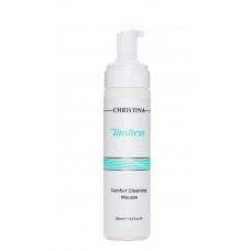 Очищающий мусс - Christina Unstress Comfort Cleansing Mousse