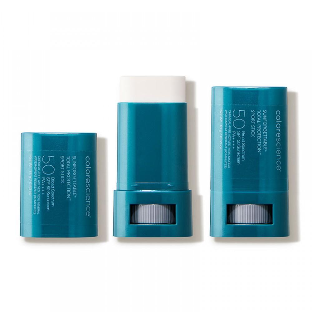Cолнцезащитный стик - Colorescience Sunforgettable® Total Protection™ Sport Stick SPF 50