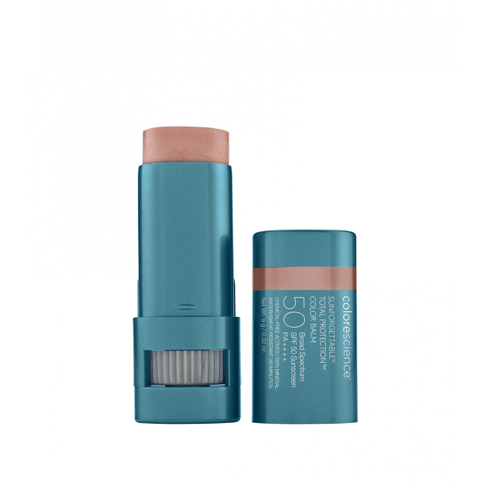 Бальзам для губ/румяна - Colorescience Sunforgattable Total Protection Color Balm SPF 50