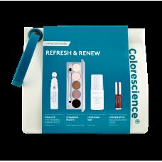 Набор – косметичка «Обновление и Свежесть» - Colorescience® Refresh and Renew Kit