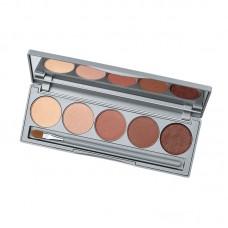Палитра прессованых минеральных корректоров для лица - Colorescience Beauty On The Go Palette