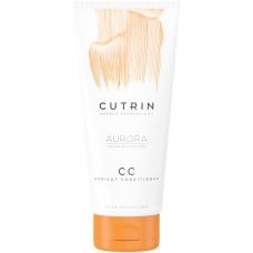 "Тонирующий кондиционер ""Абрикос"" - Cutrin Aurora CC Apricot Conditioner"