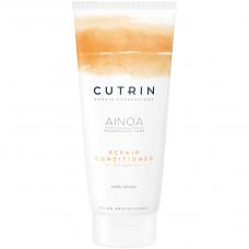 Кондиционер для сухих и поврежденных волос - Cutrin Ainoa Repair Conditioner