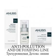 ANTI-POLLUTION AND DETOXIFING LINE
