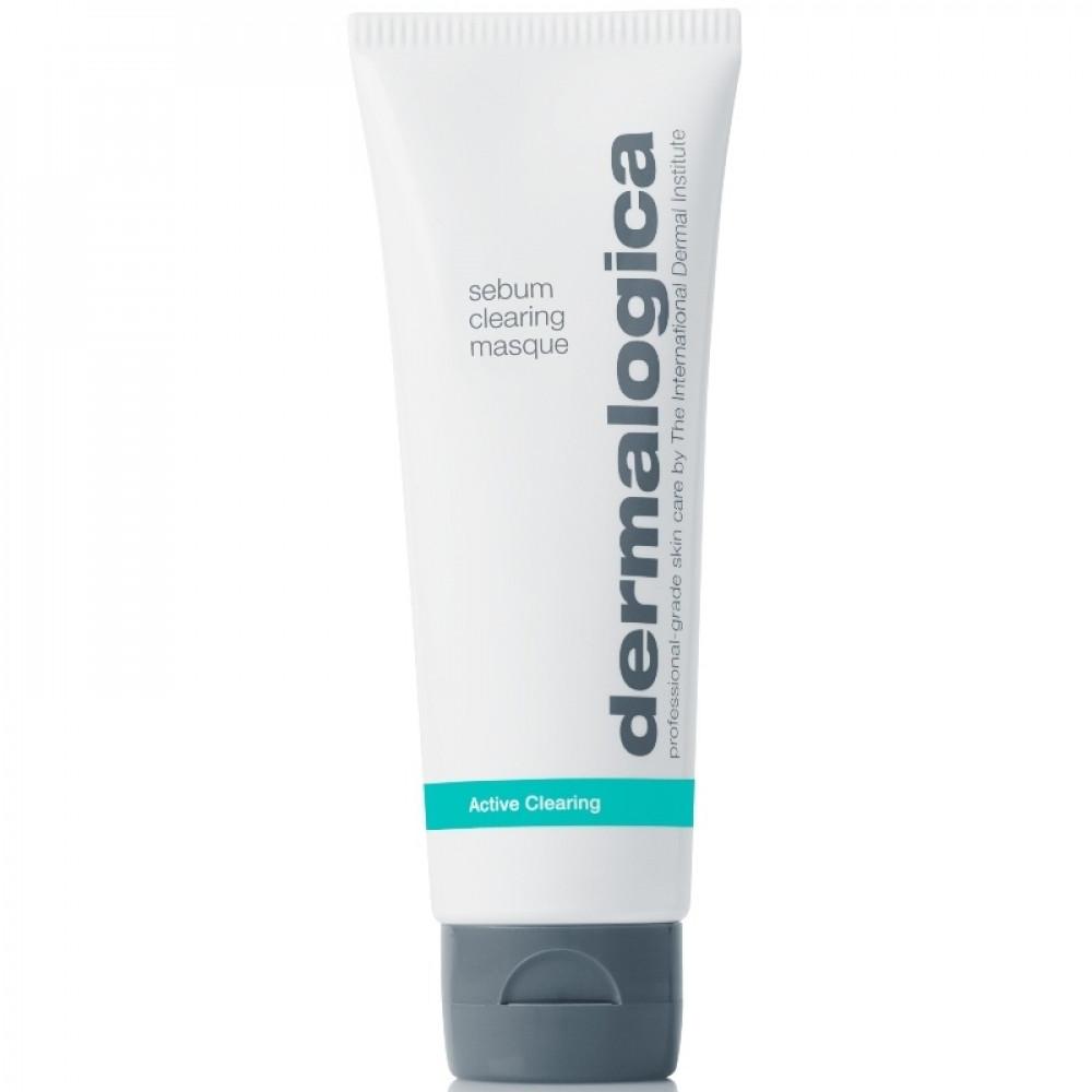 Себорегулирующая очищающая маска - Dermalogica sebum clearing masque