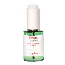 Сыворотка, контролирующая жирность кожи - Derma Series Total oil-control serum