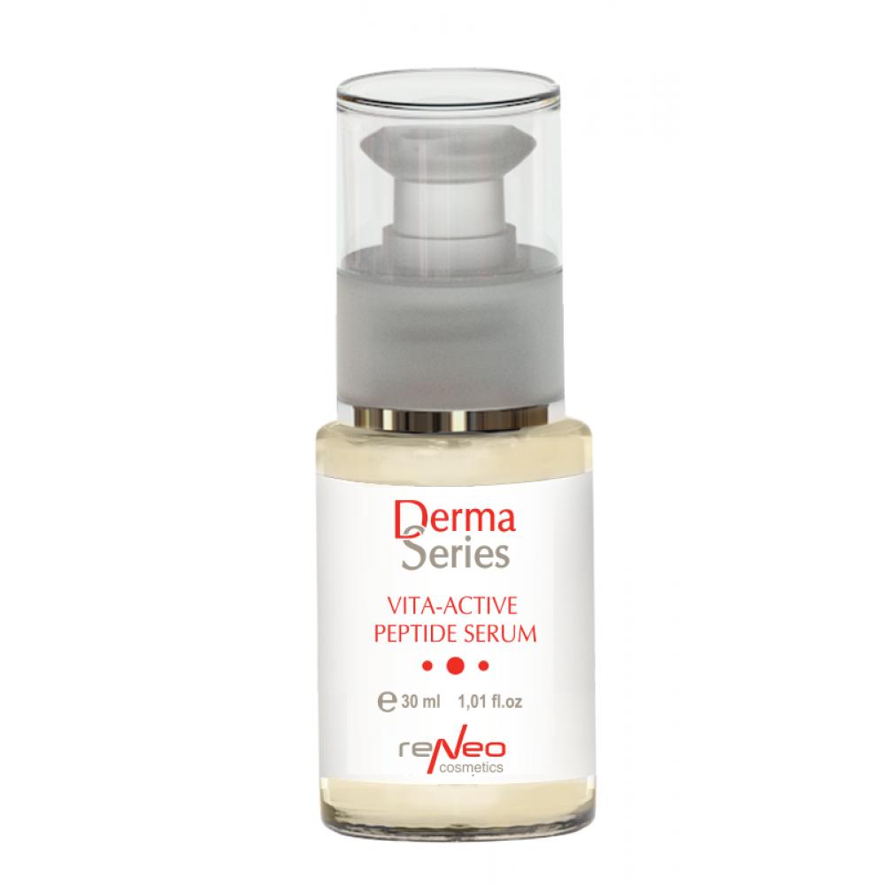 Витаминизированная пептидная сыворотка - Derma Series Vita-Active Peptide Serum