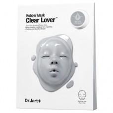 Моделирующая альгинатная маска - Dr. Jart+ Dermask Rubber Mask Clear Lover