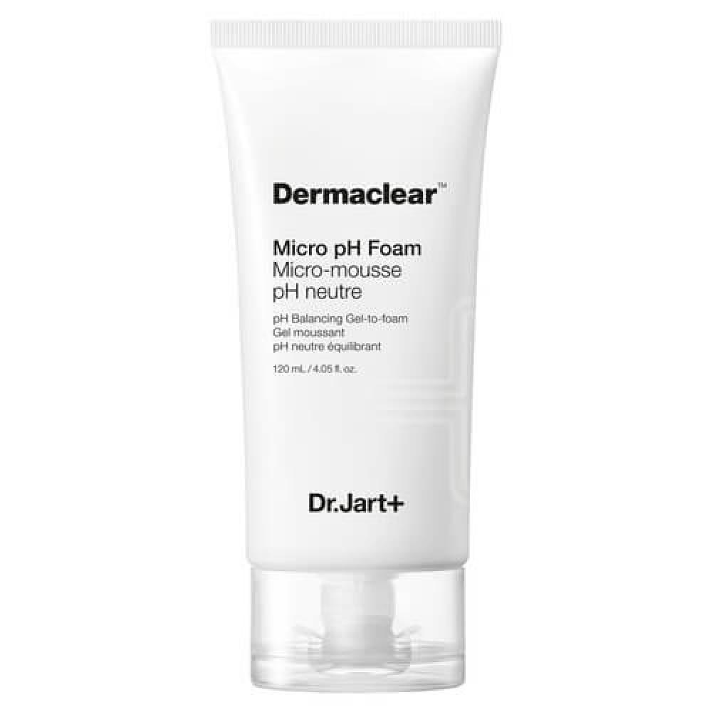 Гель-пінка для вмивання глибокого очищення pH 5.5- Dr. Jart+ Dermaclear Micro pH Foam