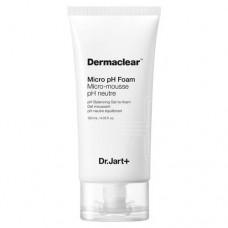 Гель-пенка для умывания глубокого очищения pH 5.5 - Dr. Jart+ Dermaclear Micro pH Foam