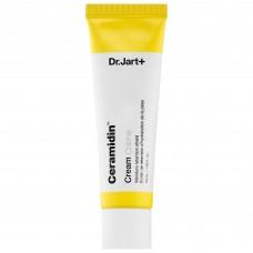 Живлячий крем для обличчя з керамідами - Dr. Jart+ Ceramidin Cream Moisture Retention Shield