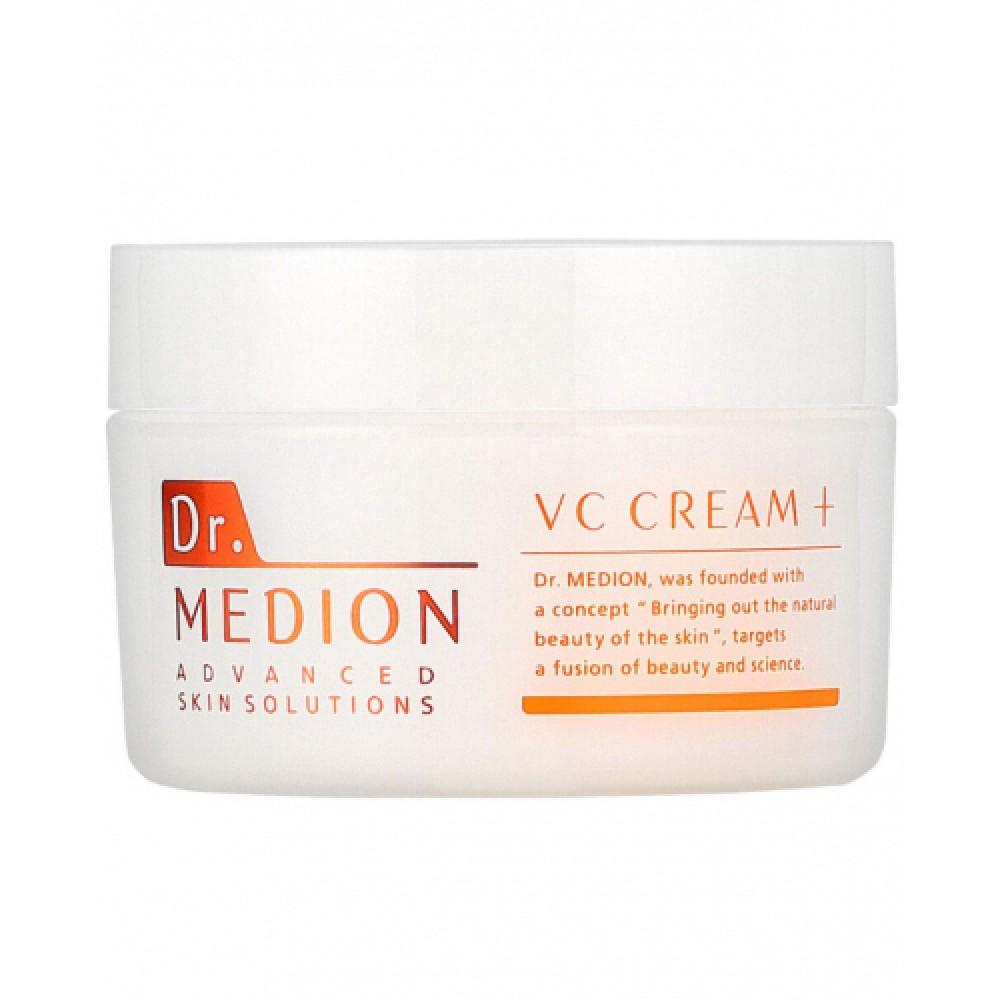 Антиоксидантный крем для лица - Dr. Medion VC Cream +