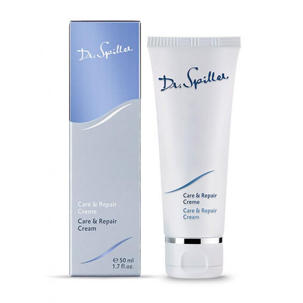 Восстанавливающий крем для молодой кожи -  Dr. Spiller Care & Repair Cream