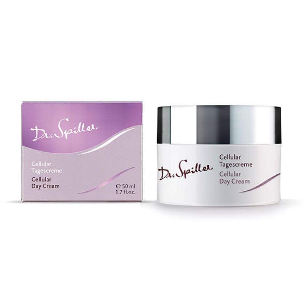 Дневной омолаживающий крем - Dr. Spiller Cellular Day Cream
