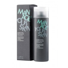 Шампунь для тела и волос -  Dr. Spiller Energizing Body & Hair Shampoo