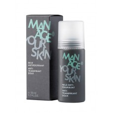 Дезодорант для чувствительной кожи - Dr. Spiller Mild Antiperspirant