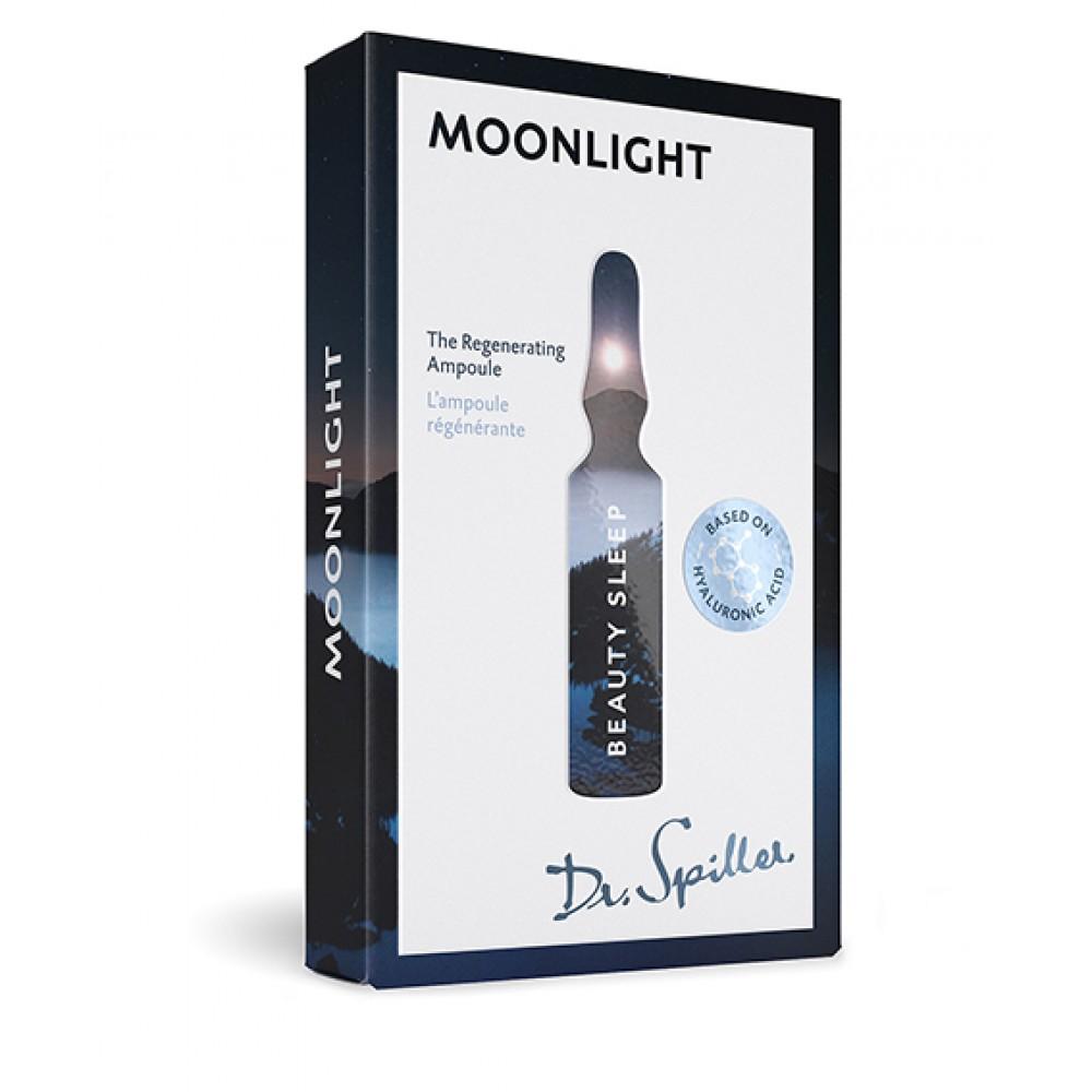 Ампульный концентрат регенерирующего действия - Dr. Spiller Beauty Sleep — Moonlight