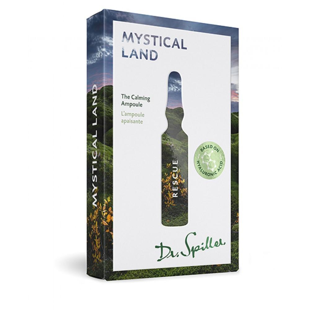 Ампульный концентрат успокаивающего действия - Dr. Spiller Rescue — Mystical Land